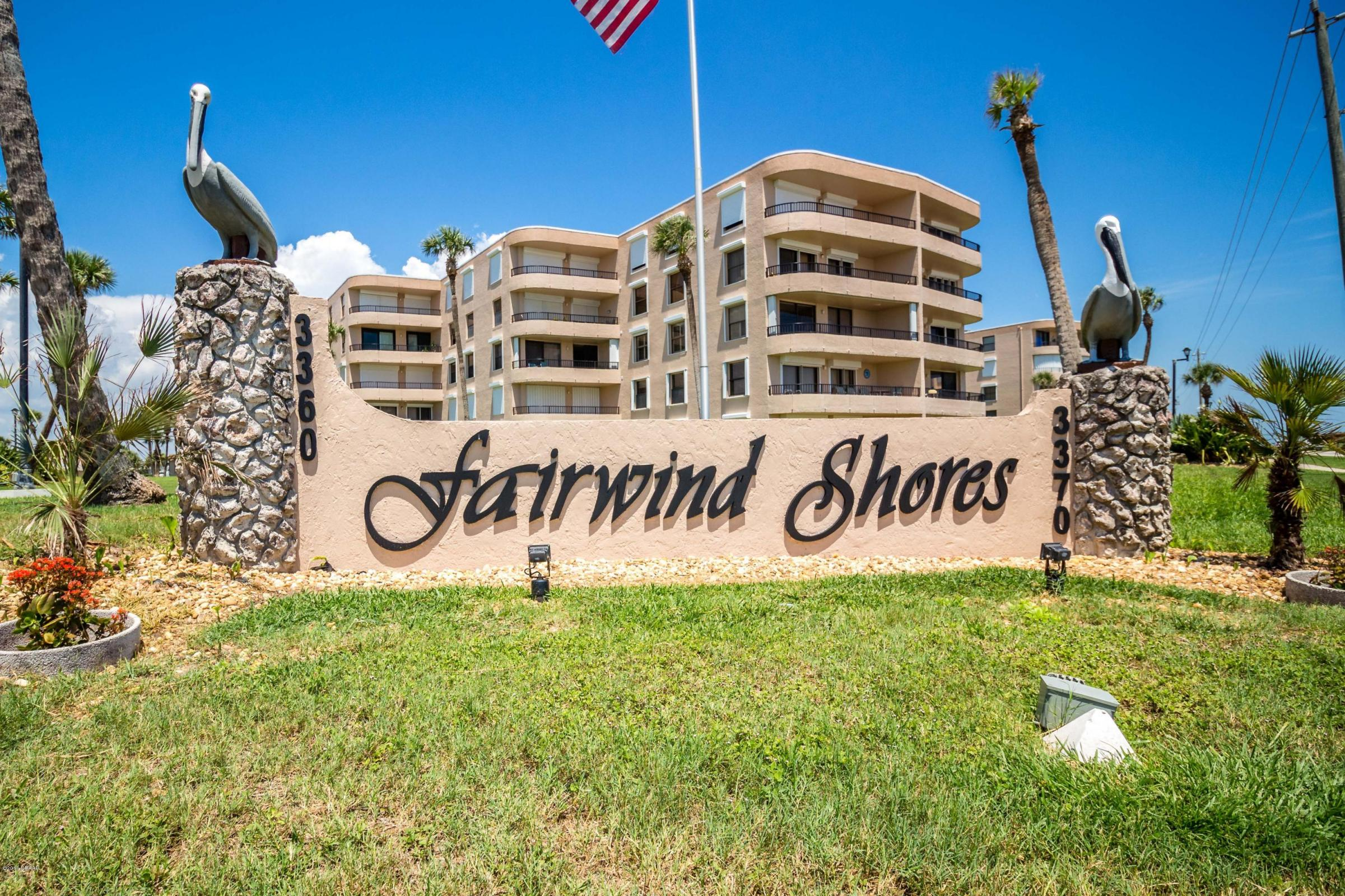 fairwind shores condo pool ormond beach