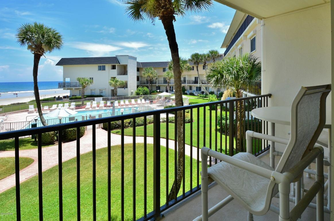 ocean club north condo  building ormond beach
